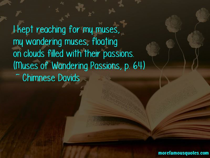 Chimnese Davids Quotes Pictures 2