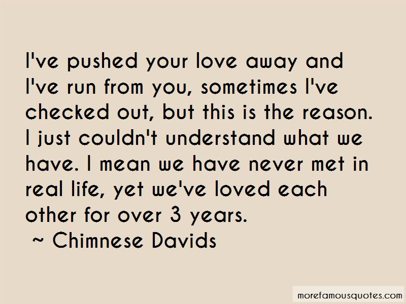 Chimnese Davids Quotes Pictures 4