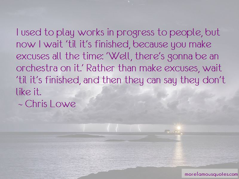 Chris Lowe Quotes Pictures 3