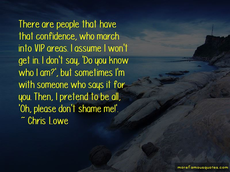 Chris Lowe Quotes Pictures 4