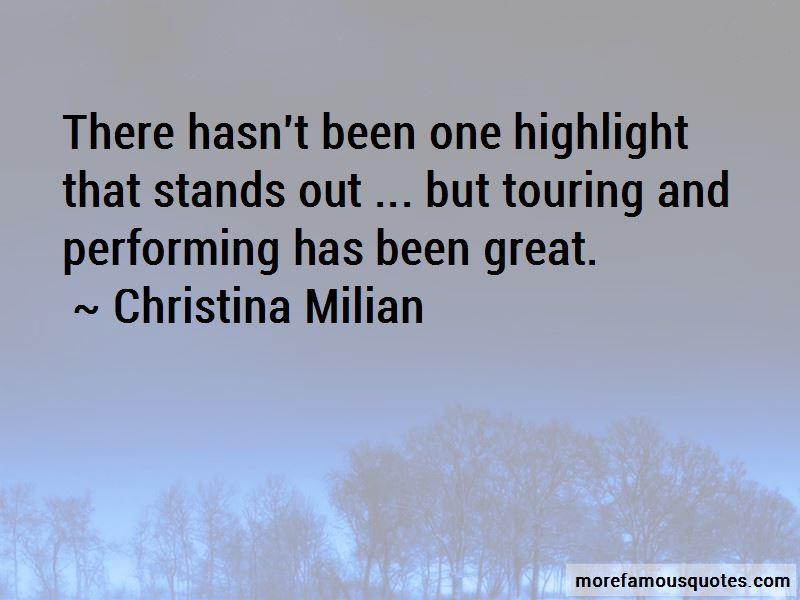 Christina Milian Quotes Pictures 3