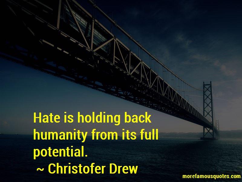 Christofer Drew Quotes Pictures 2