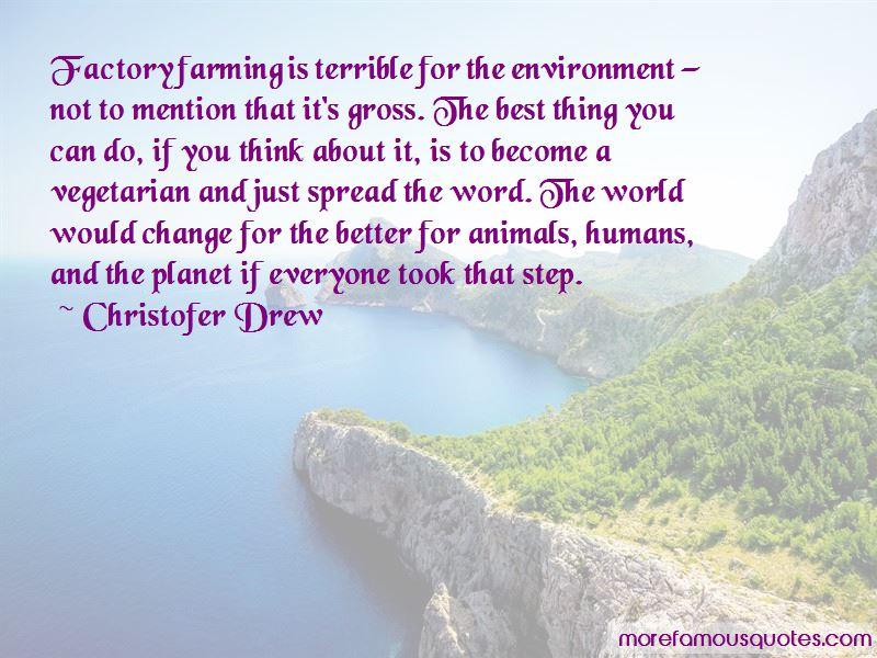 Christofer Drew Quotes Pictures 3