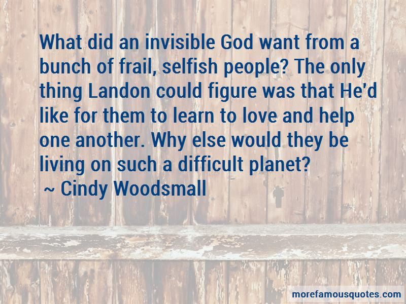 Cindy Woodsmall Quotes Pictures 3