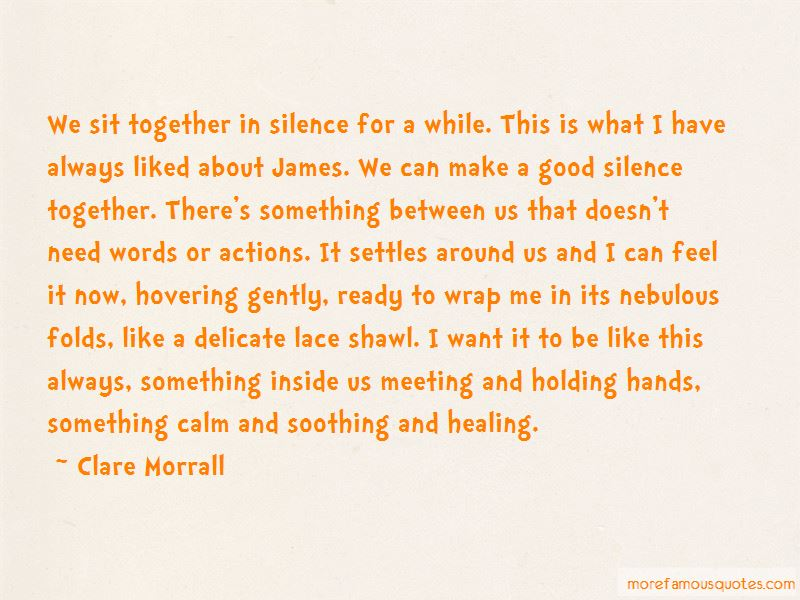 Clare Morrall Quotes Pictures 2