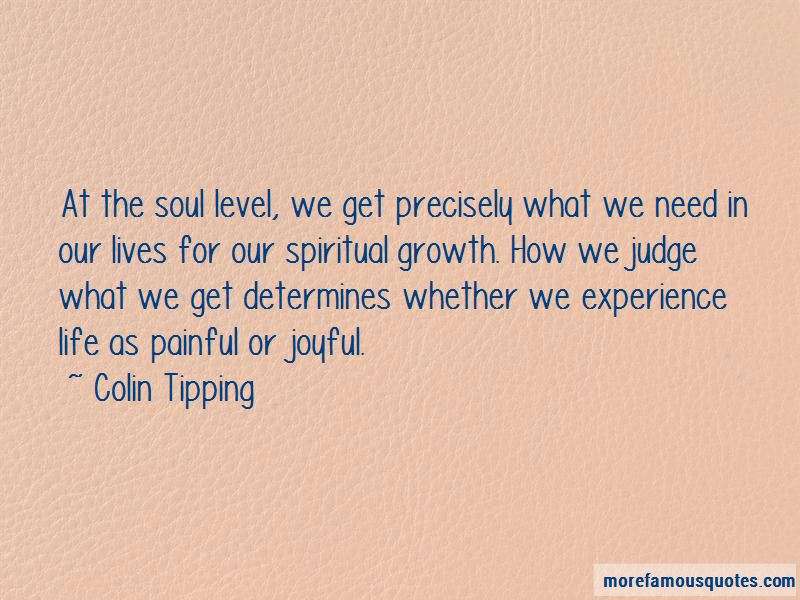 Colin Tipping Quotes Pictures 3