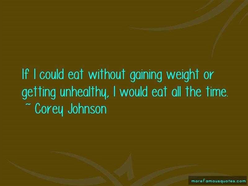 Corey Johnson Quotes Pictures 4