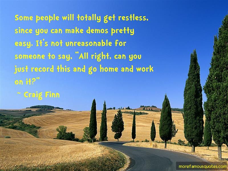 Craig Finn Quotes Pictures 2