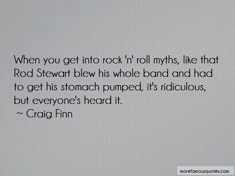 Craig Finn Quotes Pictures 3