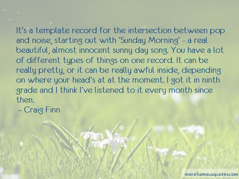 Craig Finn Quotes Pictures 4