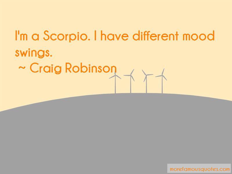 Craig Robinson Quotes