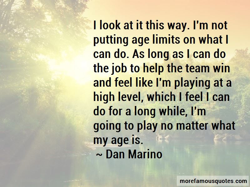 Dan Marino Quotes Pictures 2
