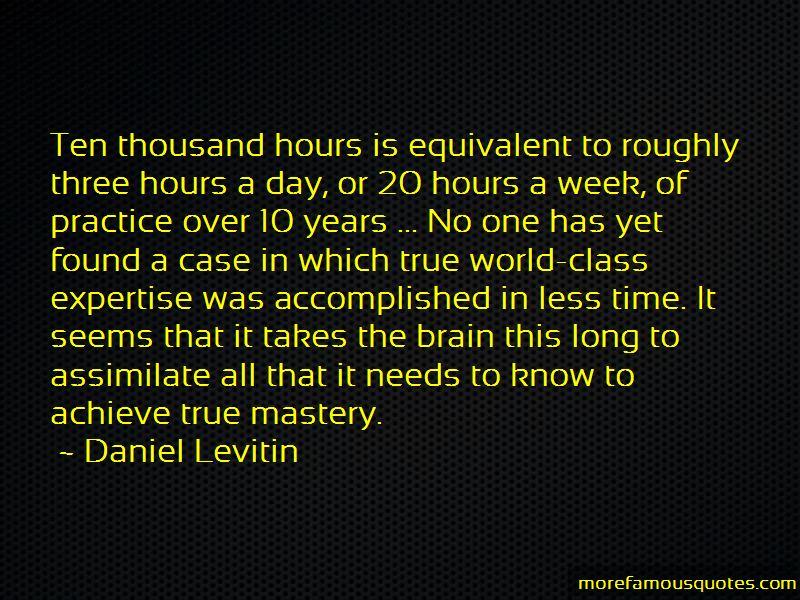 Daniel Levitin Quotes Pictures 2