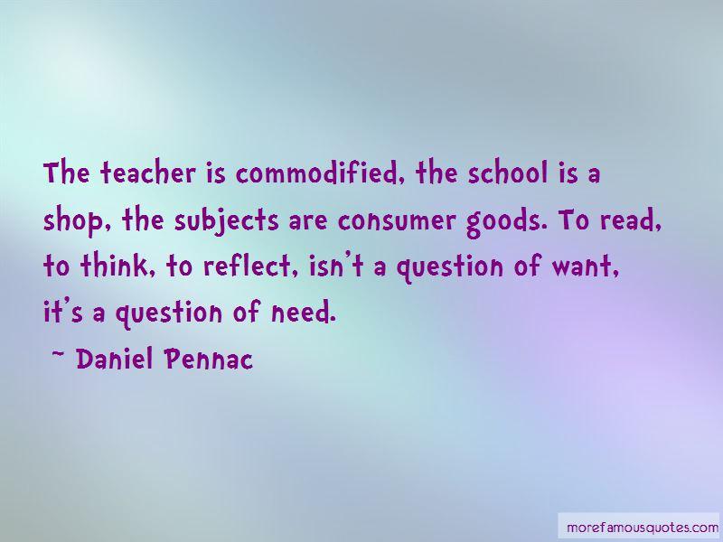 Daniel Pennac Quotes Pictures 2