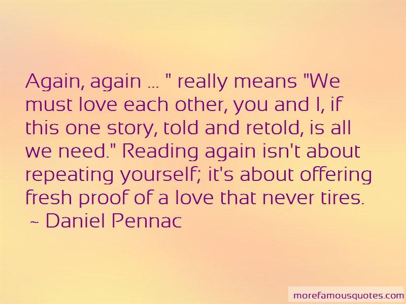 Daniel Pennac Quotes Pictures 4