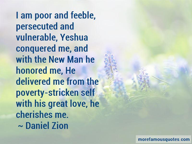 Daniel Zion Quotes