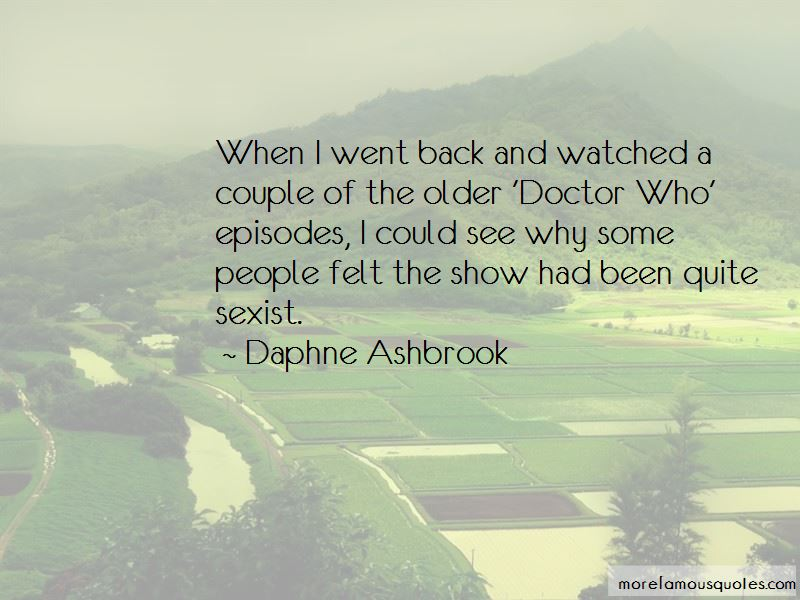 Daphne Ashbrook Quotes Pictures 3