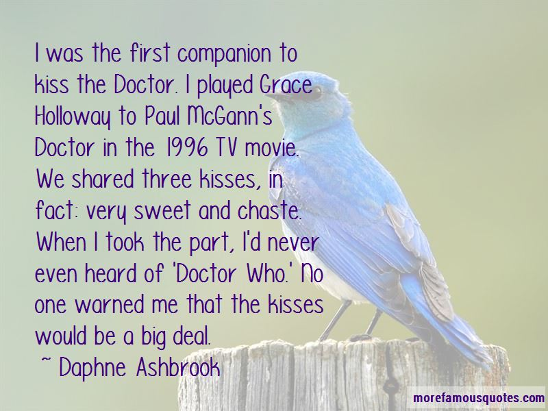 Daphne Ashbrook Quotes Pictures 4
