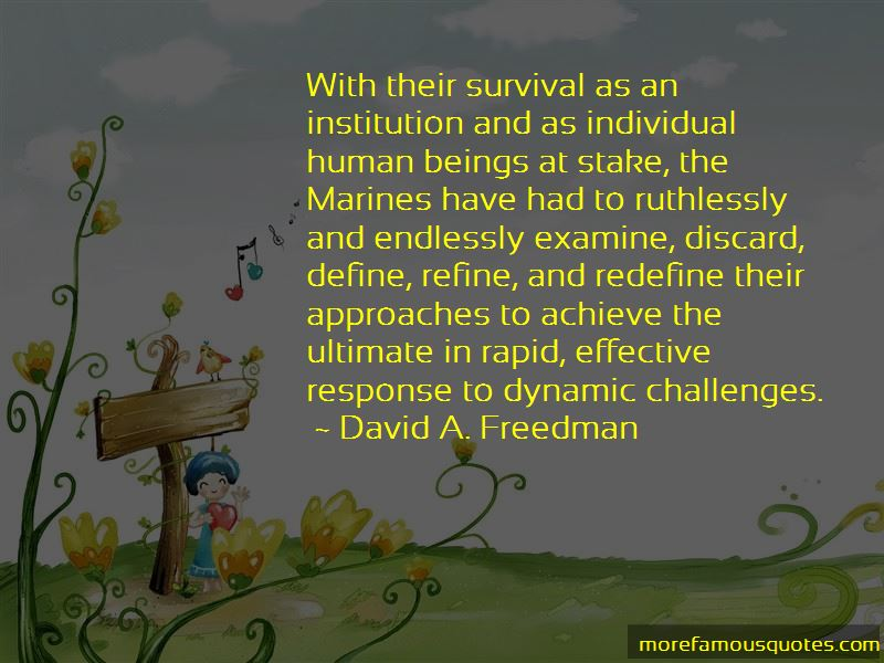 David A. Freedman Quotes Pictures 1