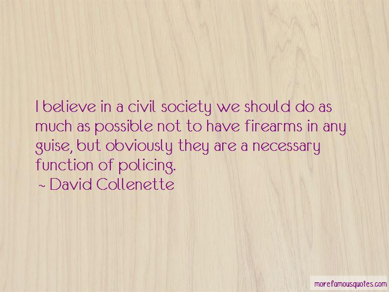 David Collenette Quotes