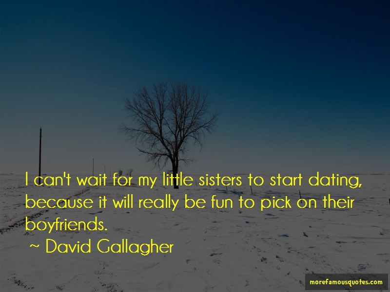 David Gallagher Quotes Pictures 4