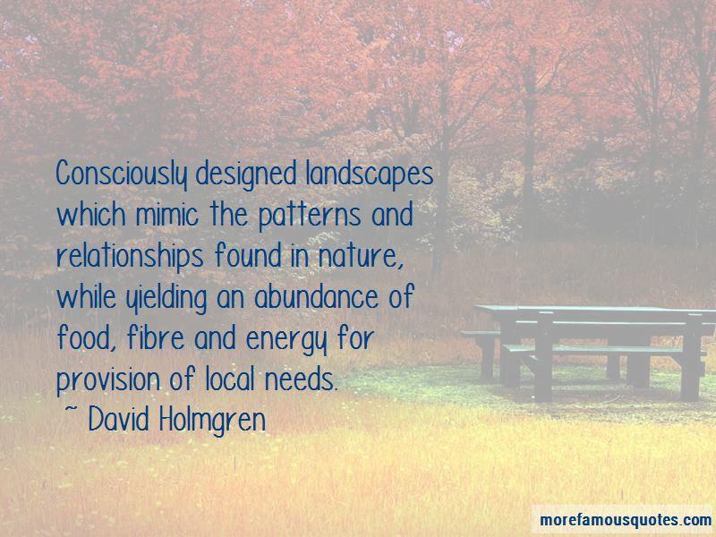 David Holmgren Quotes Pictures 2