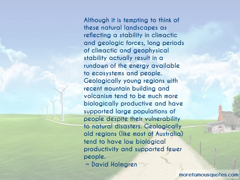David Holmgren Quotes Pictures 4