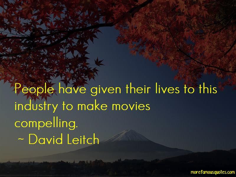 David Leitch Quotes Pictures 3