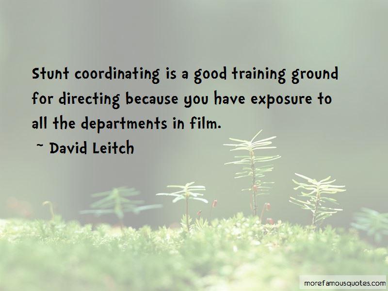 David Leitch Quotes Pictures 4