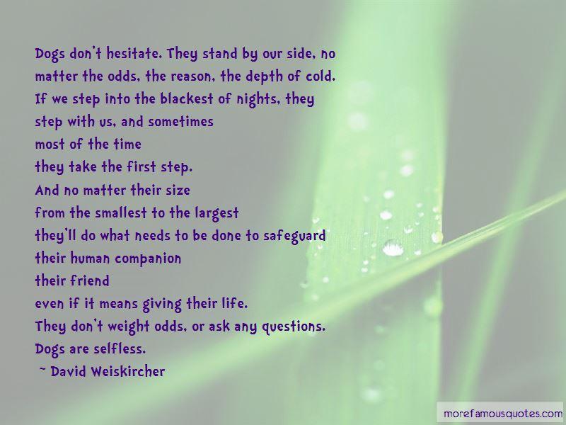 David Weiskircher Quotes