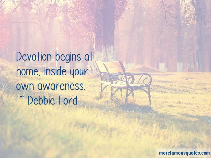 Debbie Ford Quotes Pictures 2