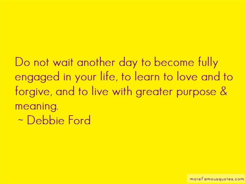 Debbie Ford Quotes Pictures 4