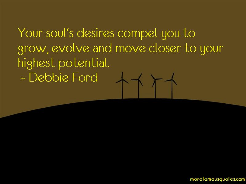 Debbie Ford Quotes