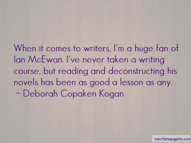 Deborah Copaken Kogan Quotes Pictures 2