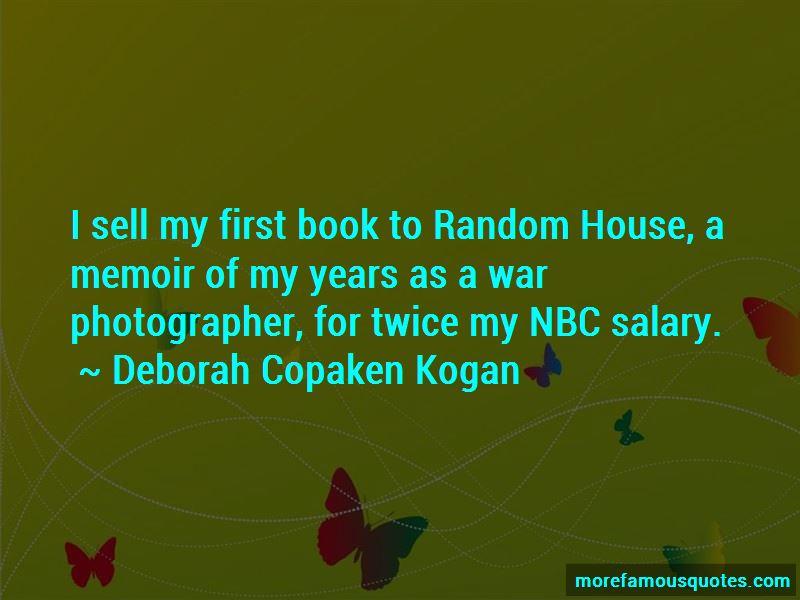 Deborah Copaken Kogan Quotes Pictures 3