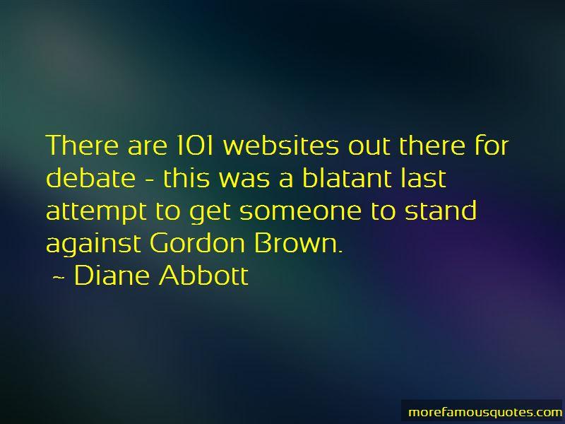 Diane Abbott Quotes Pictures 3