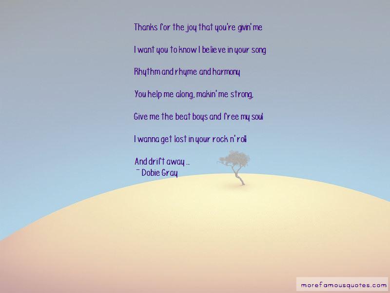 Dobie Gray Quotes Pictures 3