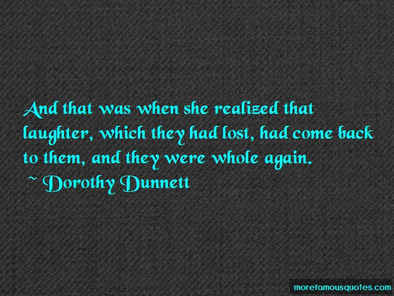 Dorothy Dunnett Quotes Pictures 4