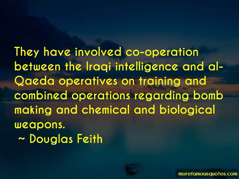 Douglas Feith Quotes Pictures 3