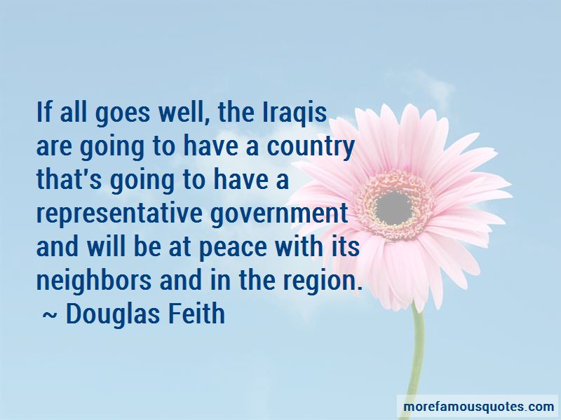 Douglas Feith Quotes Pictures 4