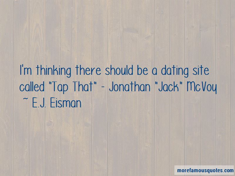 E.J. Eisman Quotes