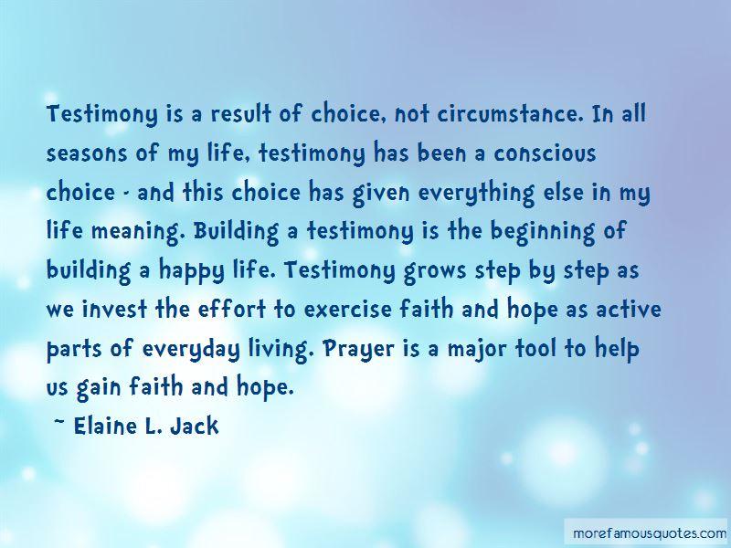 Elaine L. Jack Quotes Pictures 4