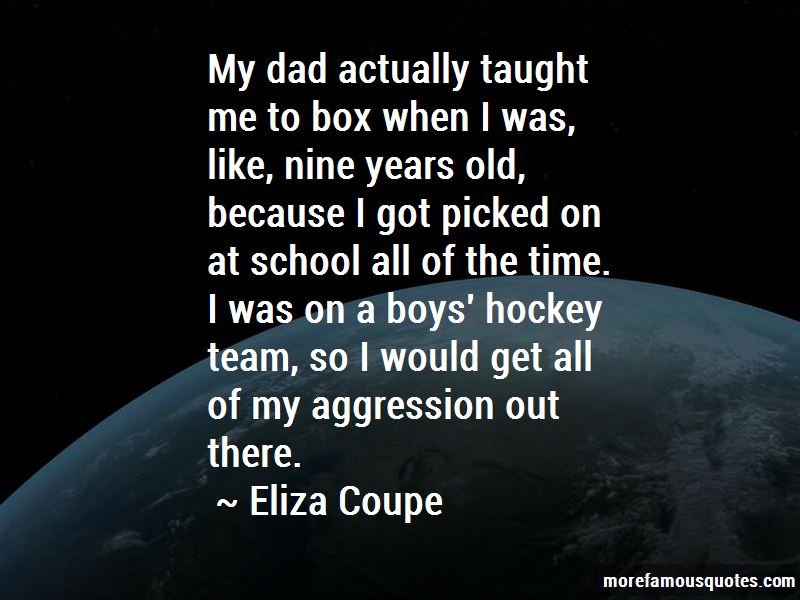 Eliza Coupe Quotes Pictures 3