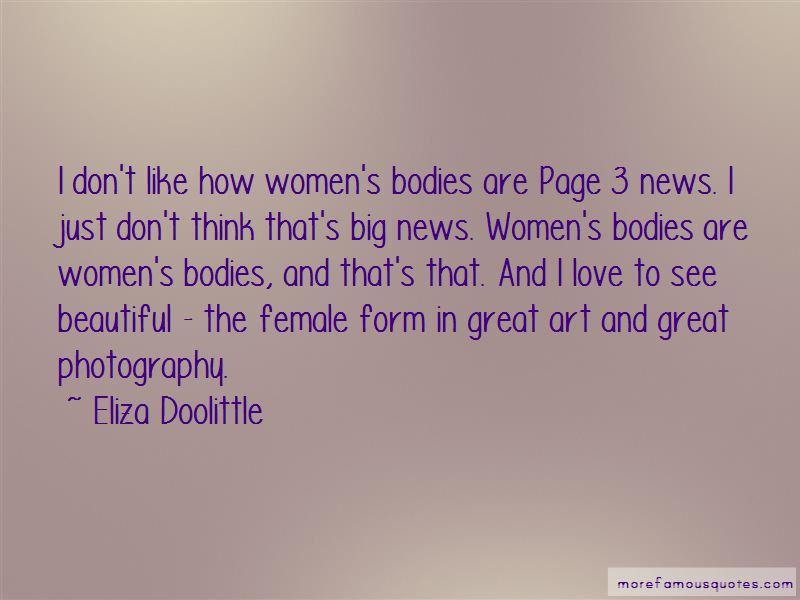 Eliza Doolittle Quotes Pictures 2