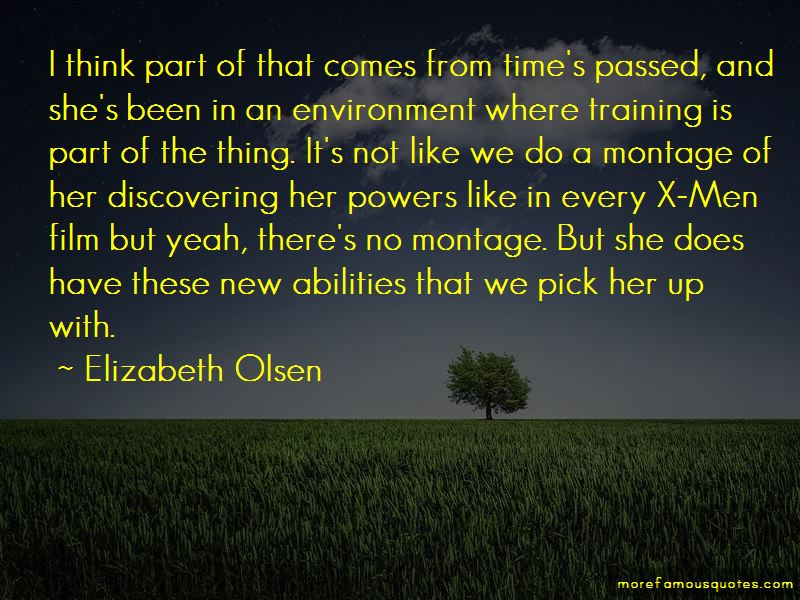 Elizabeth Olsen Quotes Pictures 4