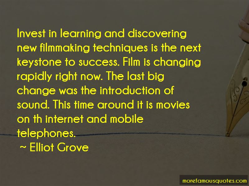 Elliot Grove Quotes Pictures 3