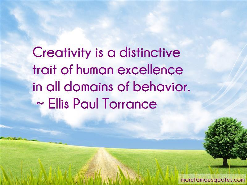 Ellis Paul Torrance Quotes Pictures 2