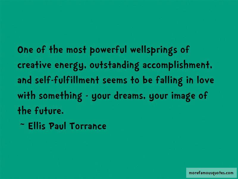 Ellis Paul Torrance Quotes Pictures 3