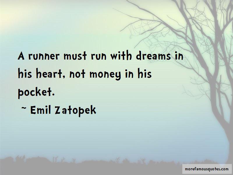 Emil Zatopek Quotes Pictures 2