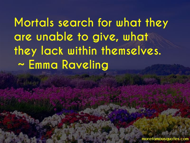 Emma Raveling Quotes Pictures 2